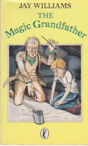 Image for The Magic Grandfather