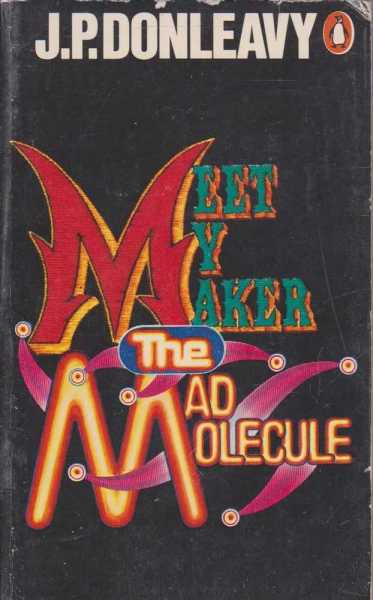 Image for Meet My Maker the Mad Molecule
