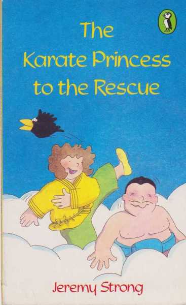 Image for The Karate Princess To The Rescue