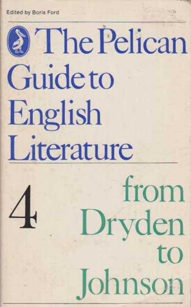 Image for From Dryden To Johnson (The Pelican Guide To English Literature 4)