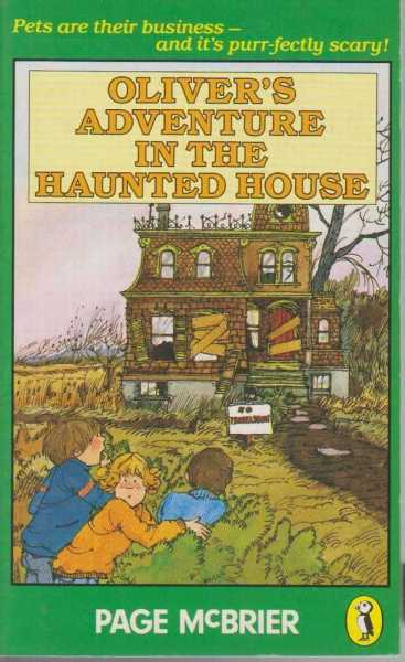 Image for Oliver's Adventure In The Haunted House