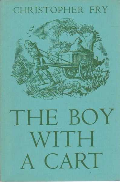 Image for The Boy with a Cart - A Play