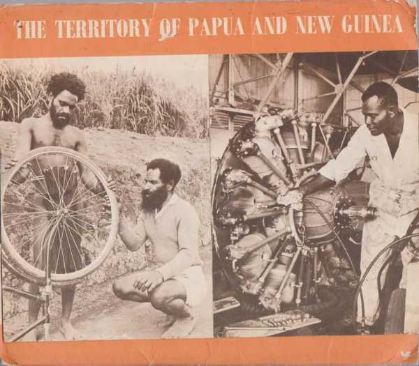 Image for The Territory of Papua and New Guinea