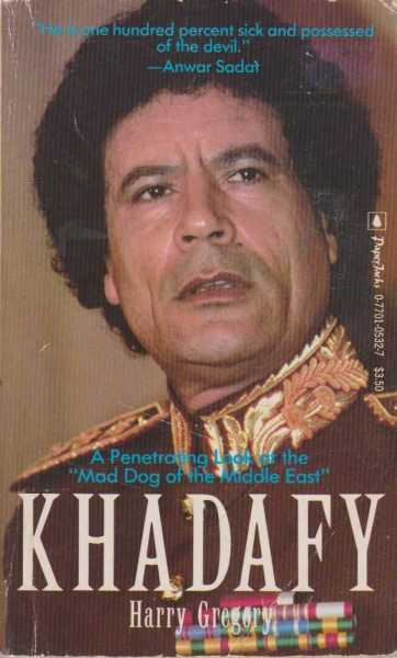 Image for Khadafy