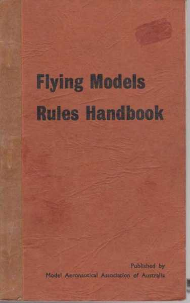 Image for Flying Models Rules Handbook