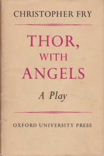 Image for Thor, With Angels - A Play
