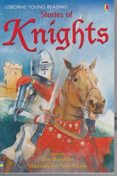 Image for Stories of Knights (Usborne Young Reading: Series One)
