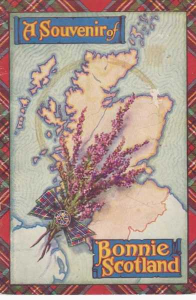 Image for A Souvenir of Bonnie Scotland