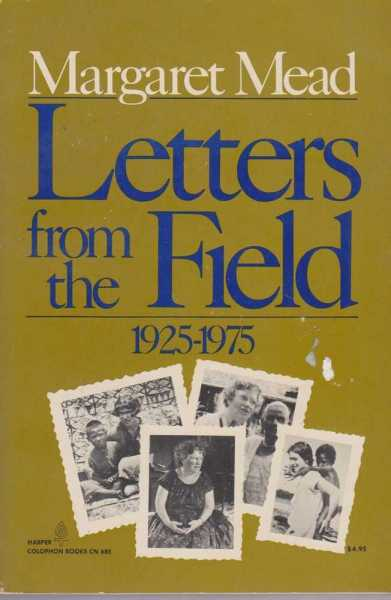 Image for Letters from the Field 1925-1975