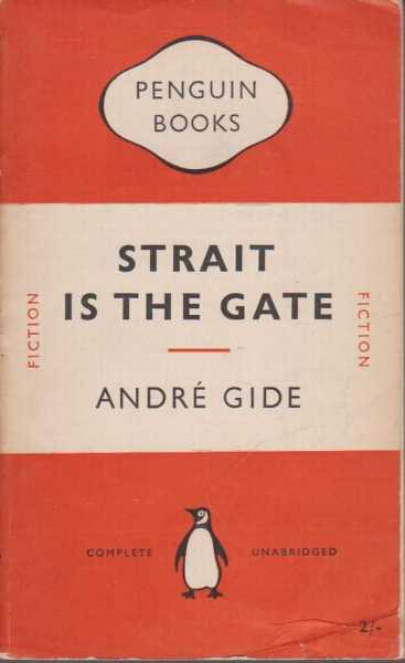 Image for Strait is the Gate
