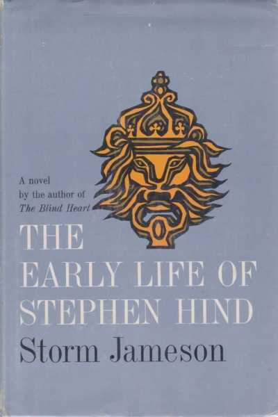 Image for The Early Life of Stephen Hind