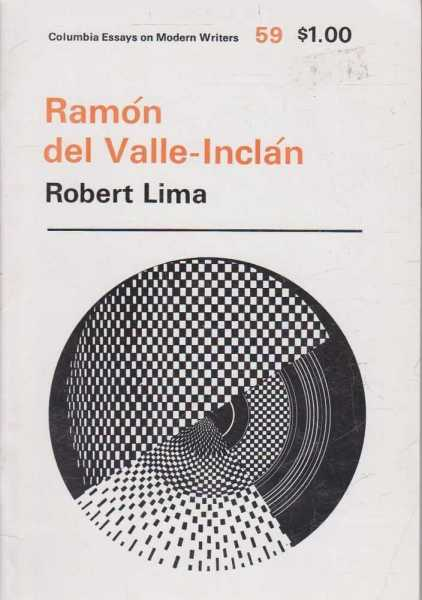 Image for Ramon Del Valle-Inclan (Columbia Essays On Modern Writers #59)
