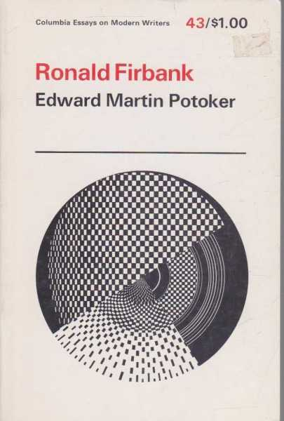 Image for Ronald Firbank (Columbia Essays On Modern Writers #43)