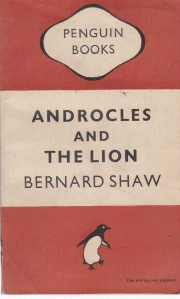 Image for Androcles and the Lion - An Old Fable Renovated by Bernard Shaw