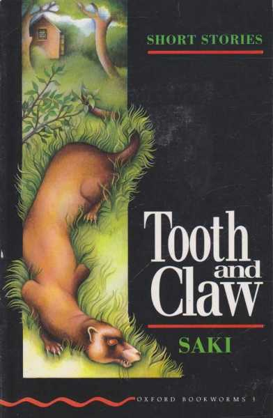 Image for Tooth and Claw - Short Stories