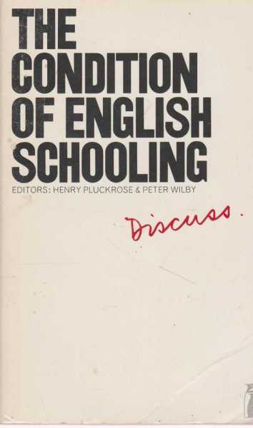 Image for The Condition of English Schooling