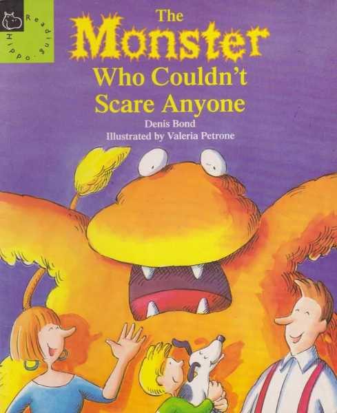 Image for The Monster Who Couldn't Scare Anyone