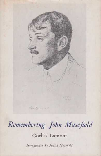 Image for Remembering John Masefield