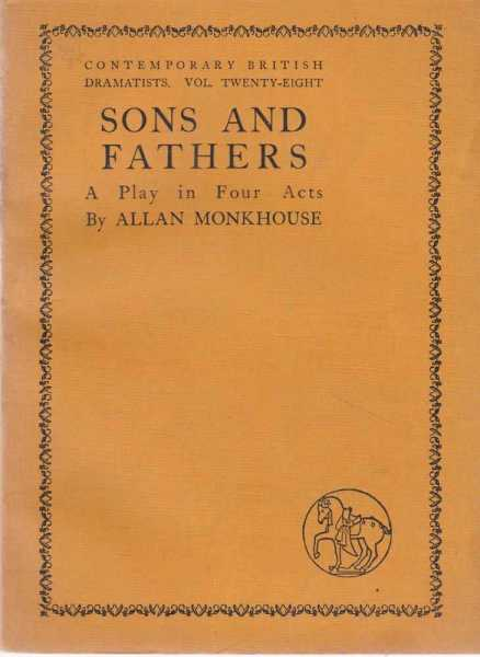 Image for Sons and Fathers - A play in Four Acts