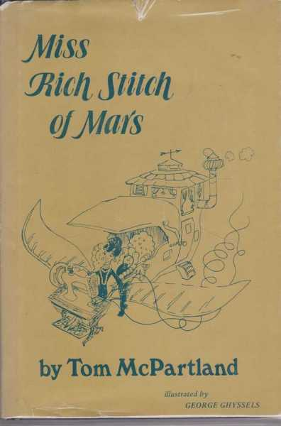 Image for Miss Rich Stitch of Mars