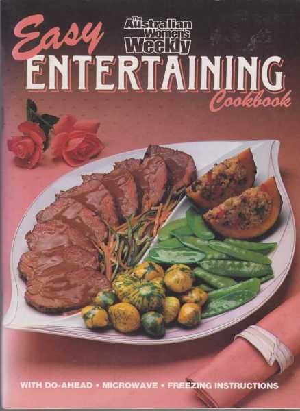Image for Easy Entertaining Cookbook