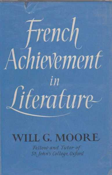 Image for French Achievement in Literature