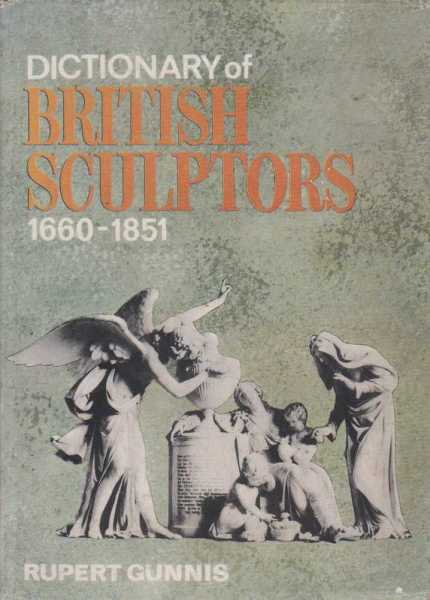Image for Dictionary of British Sculptors 1660 - 1851