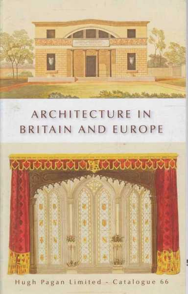 Image for Architecture in Britain and Europe Catalogue 66