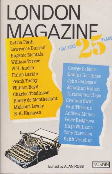 Image for London Magazine 1961-1985 [Illustrated] 25 Years