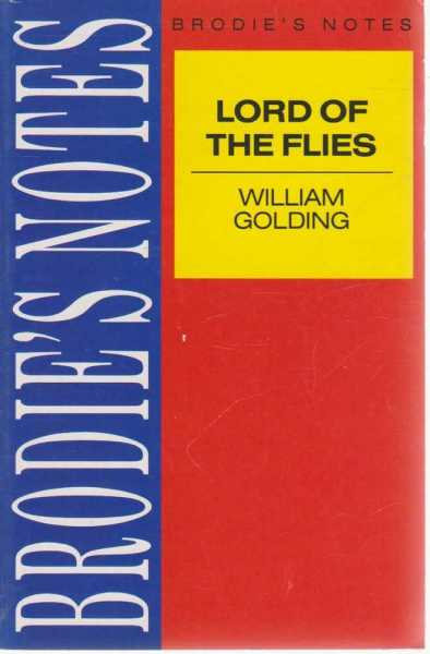 Image for Brodie's Notes on William Golding's Lord of the Flies