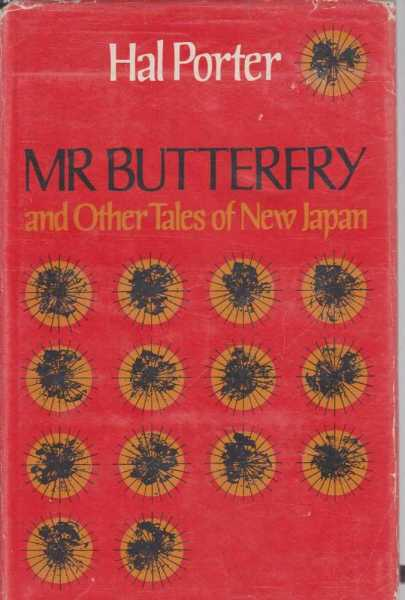 Image for Mr Butterfry and Other Tales of New Japan