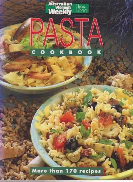 Image for Pasta Cookbook