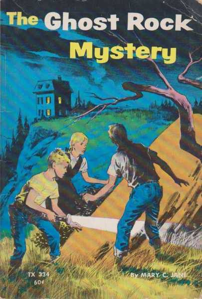 Image for The Ghost Rock Mystery