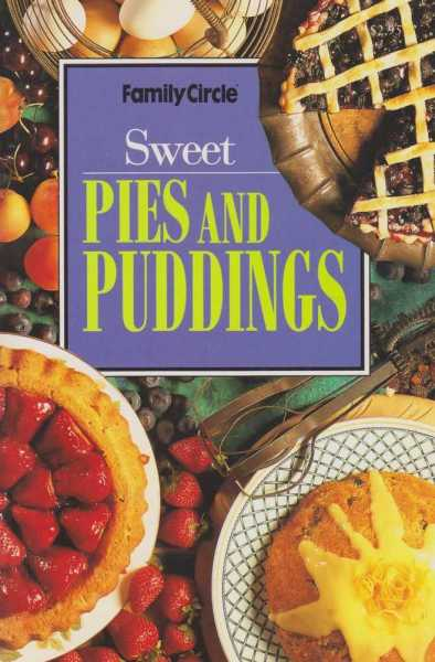 Image for Sweet Pies And Puddings