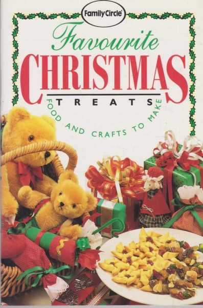 Image for Favourite Christmas Treats - Food and Crafts to Make