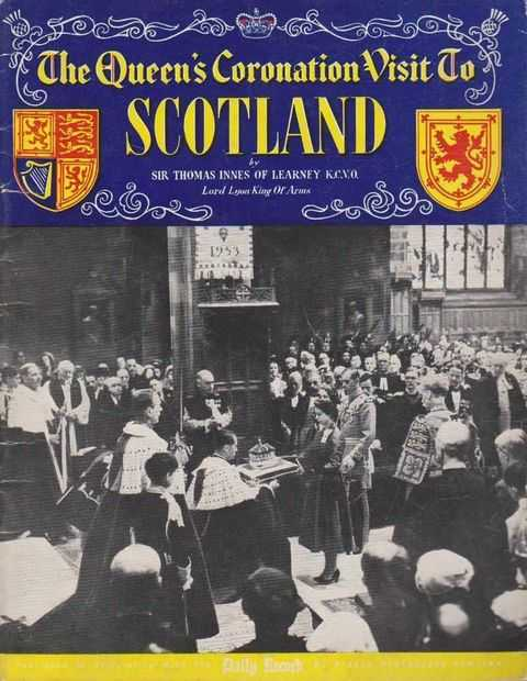 Image for The Queen's Coronation Visit To Scotland