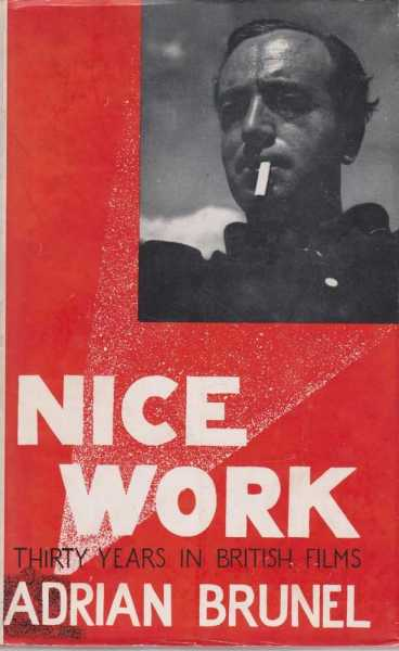 Image for Nice Work - Thirty Years in British Films