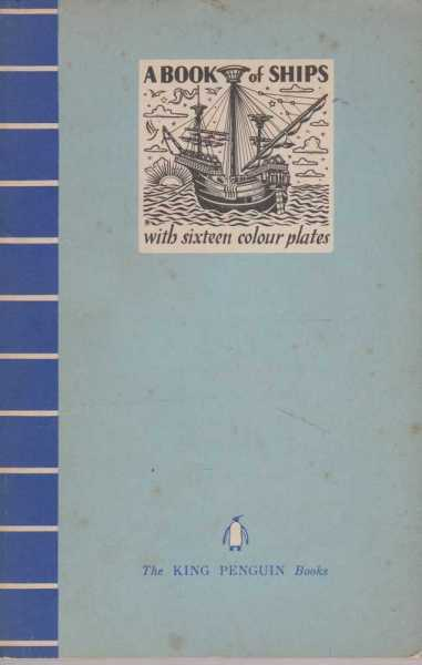 Image for A Book Of Ships with 16 Colour Plates