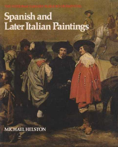 Image for Spanish and Later Italian Paintings