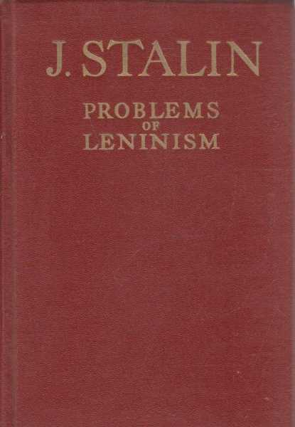 Image for Problems of Leninism