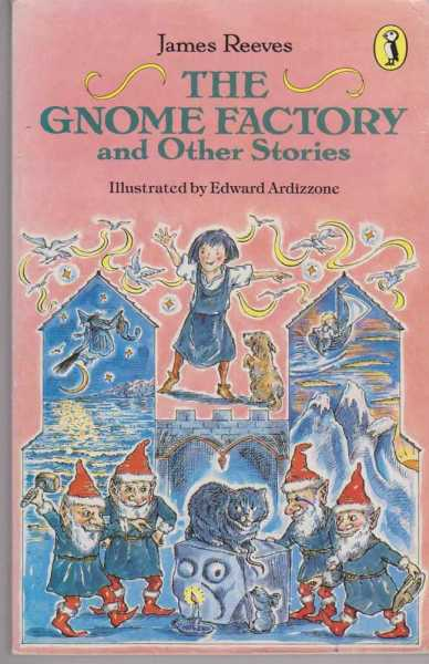 Image for The Gnome Factory and Other Stories