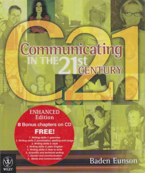 Image for C21 - Communicating in the 21st Century - Includes Brand New CD