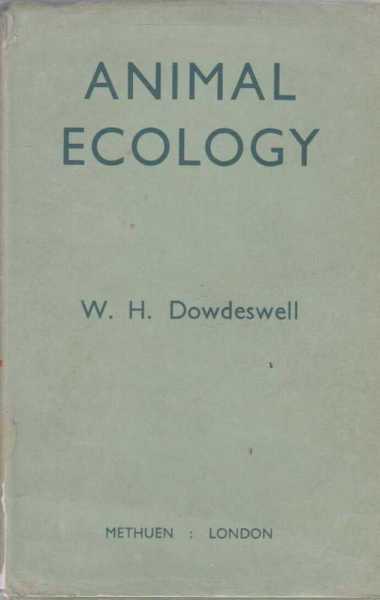 Image for Animal Ecology