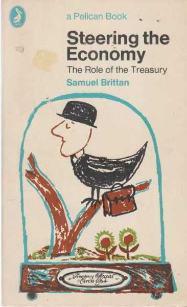 Image for Steering The Economy - The Role Of The Treasury