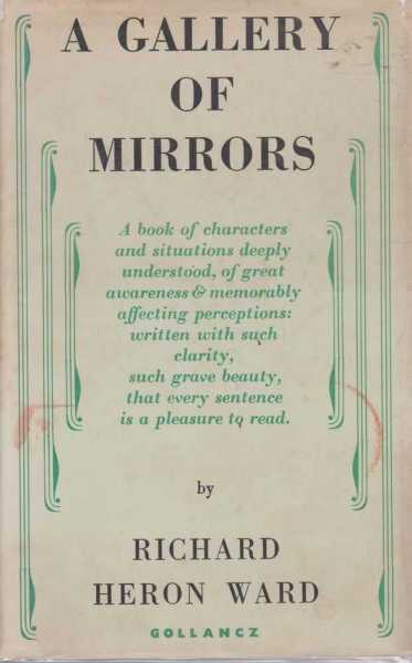 Image for A Gallery of Mirrors: Memories of Childhood, Boyhood and Early Youth