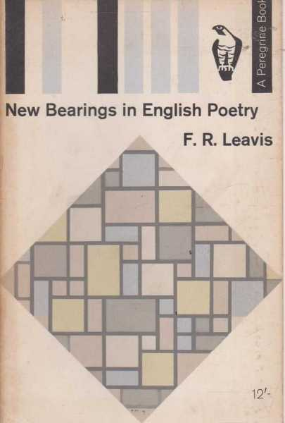 Image for New Bearings in English Poetry