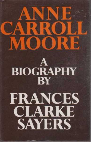Image for Anne Carroll Moore