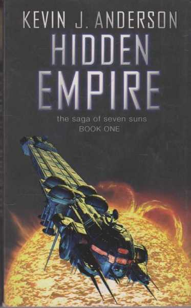 Image for Hidden Empire [The Saga Of Seven Suns Book One]