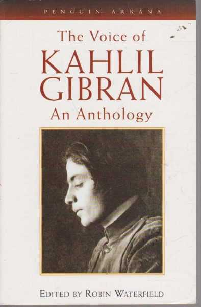 Image for The Voice of Kahlil Gibran - An Anthology