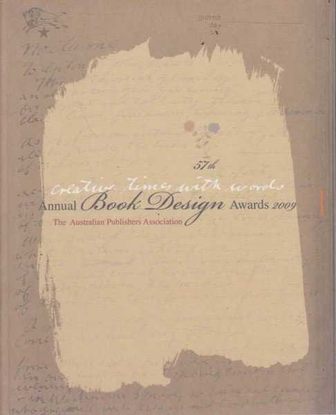 Image for 57th Annual Book Design Award 2009 - Creative Times With Words